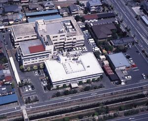 城東病院全景