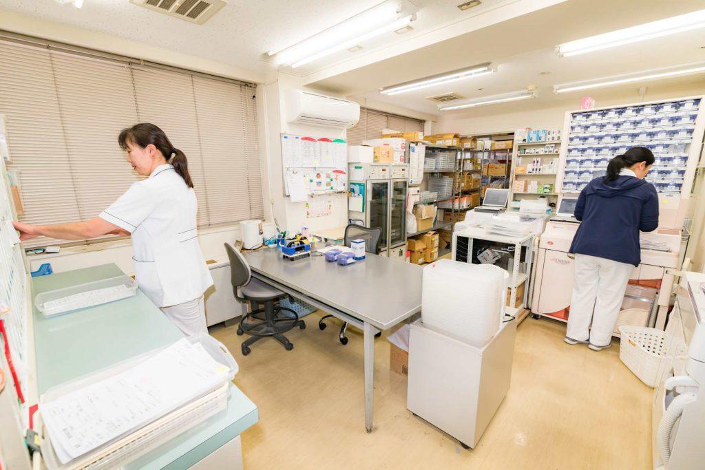 城東病院 薬剤課